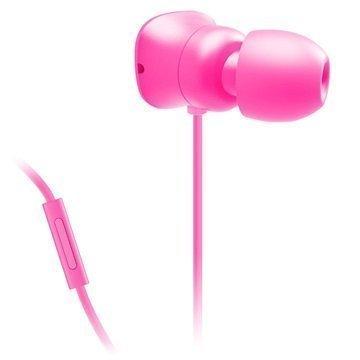 Belkin PureAV 002 In-Ear Kuulokkeet Vaaleanpunainen