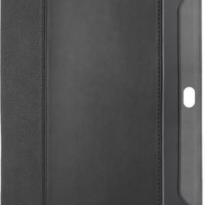 Belkin Samsung Tab2 10.1 Black Cinema Leather Folio with Stand