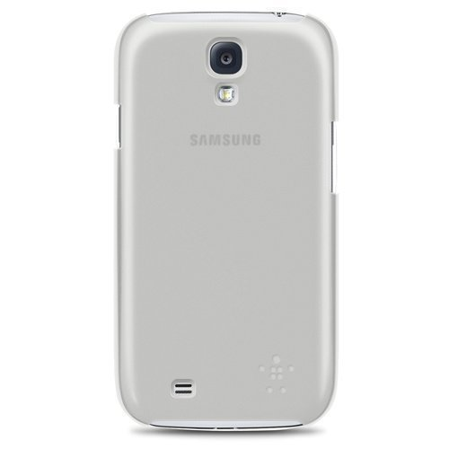 Belkin Shield Sheer Matte for Samsung Galaxy S4 Clear