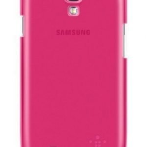 Belkin Shield Sheer Matte for Samsung Galaxy S4 Pink