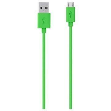 Belkin USB 2.0 / MicroUSB Kaapeli Vihreä