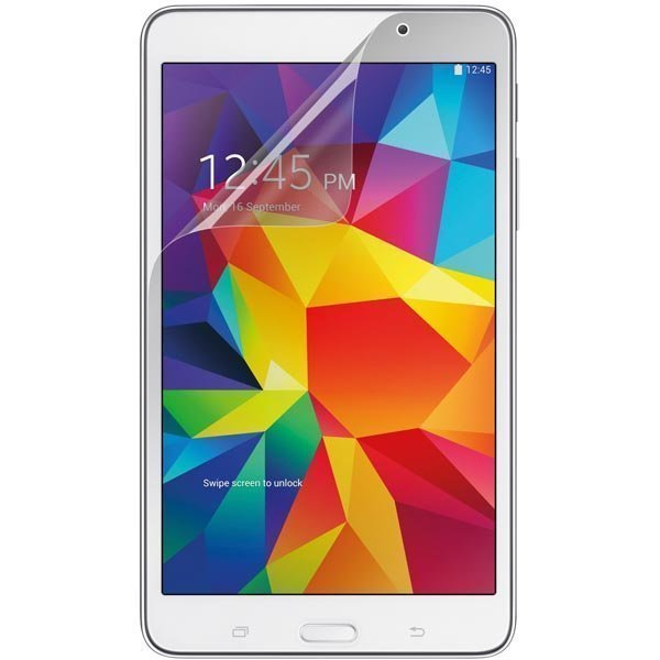 Belkin läpinäk. suojakalvo Samsung Galaxy Tab 4 7.0 1-p