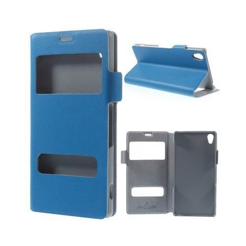Bellman Sininen Sony Xperia Z3 Nahkakotelo