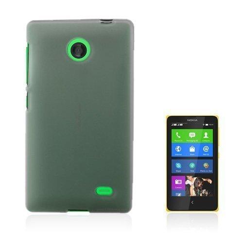 Bergman Läpinäkyvä Nokia X Suojakuori
