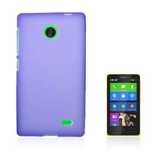 Bergman Violetti Nokia X Suojakuori