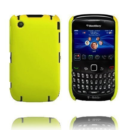 Beta Shield Keltainen Blackberry Curve 8520 / 8530 Suojakuori