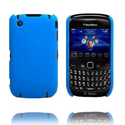 Beta Shield Vaaleansininen Blackberry Curve 8520 / 8530 Suojakuori
