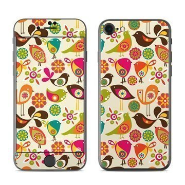Bird Flowers iPhone 7 Skin