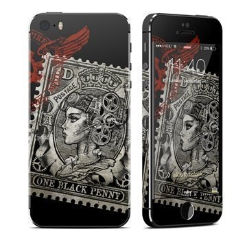 Black Penny iPhone 5S iPhone SE