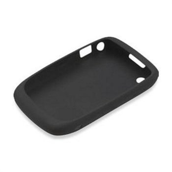 BlackBerry 8520 Curve Skin Case Black