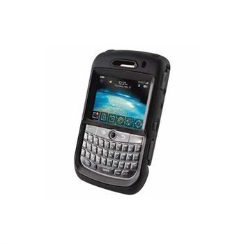 BlackBerry 8900 Curve OtterBox Defender Series Case Black