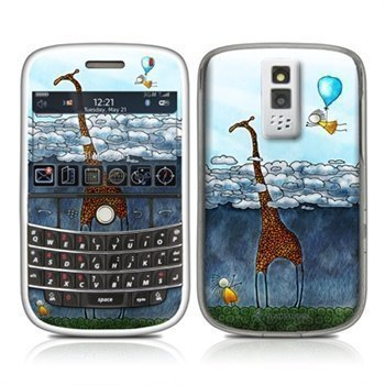 BlackBerry Bold 9000 Above The Clouds Skin