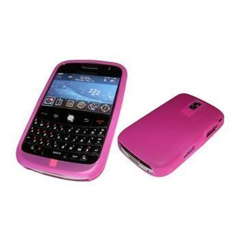 BlackBerry Bold 9000 Silicone Case Pink