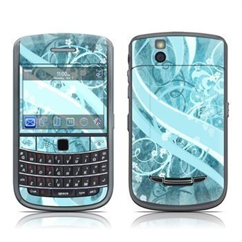 BlackBerry Bold 9650 Flores Agua Skin