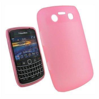 BlackBerry Bold 9700 9780 iGadgitz Kristallikotelo Vaaleanpunainen
