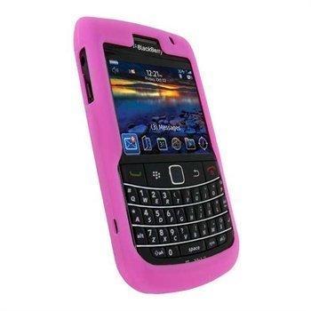 BlackBerry Bold 9700 9780 iGadgitz Silicone Case Pink