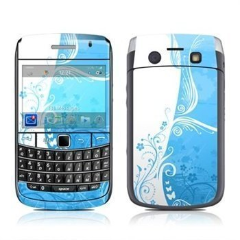 BlackBerry Bold 9700 Blue Crush Skin