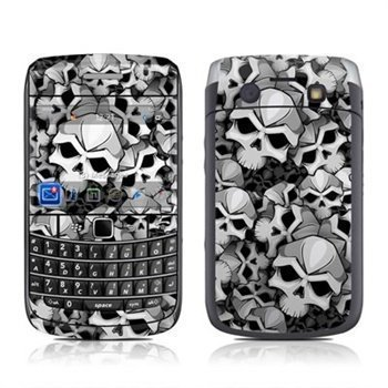 BlackBerry Bold 9700 Bones Skin