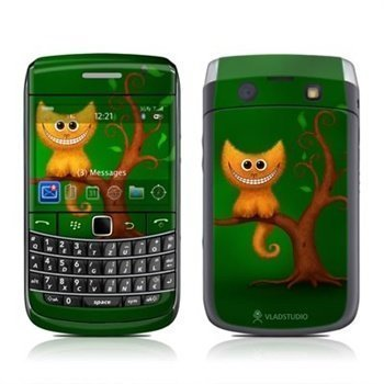 BlackBerry Bold 9700 Cheshire Kitten Skin