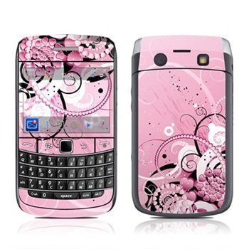 BlackBerry Bold 9700 Her Abstraction Skin