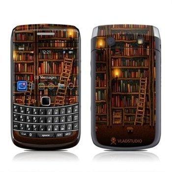 BlackBerry Bold 9700 Library Skin