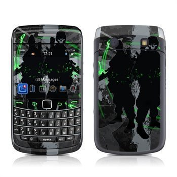 BlackBerry Bold 9700 Modern War Skin