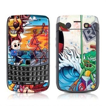 BlackBerry Bold 9700 Reality Skin