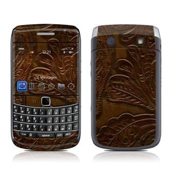 BlackBerry Bold 9700 Saddle Leather Skin