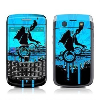 BlackBerry Bold 9700 The DJ Skin