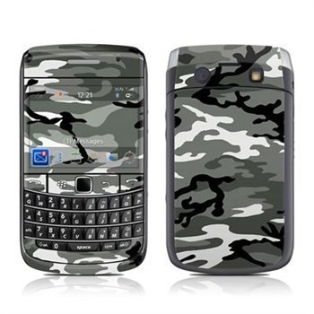 BlackBerry Bold 9700 Urban Camo Skin