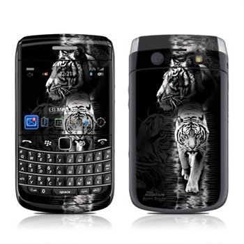 BlackBerry Bold 9700 White Tiger Skin