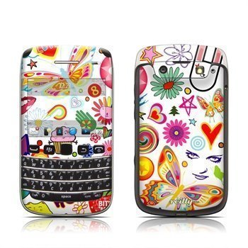 BlackBerry Bold 9790 Eye Candy Skin