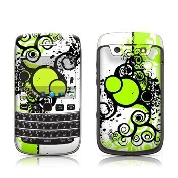 BlackBerry Bold 9790 Simply Green Skin