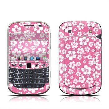 BlackBerry Bold Touch 9900 9930 Aloha Pink Skin