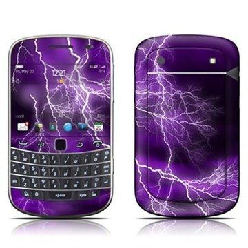 BlackBerry Bold Touch 9900 9930 Apocalypse Violet Skin