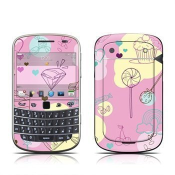 BlackBerry Bold Touch 9900 9930 Pink Candy Skin