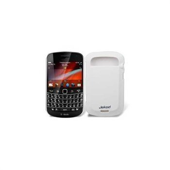 BlackBerry Bold Touch 9900 Jekod Super Cool Case White
