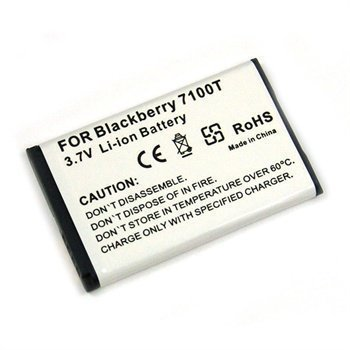 BlackBerry C-S2 Battery Curve 3G 9300 8707v Curve 8530 8520 8310