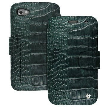 BlackBerry Classic Noreve Tradition B Wallet Nahkakotelo Horizon Crocodile Mänty