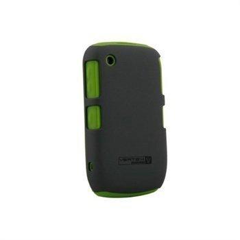 BlackBerry Curve 3G 9330 Naztech Vertex 3-kerroksinen Kotelo Vihreä