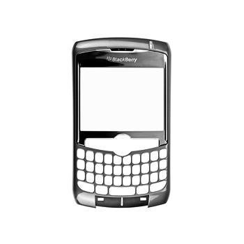 BlackBerry Curve 8300 Etukuori Grey