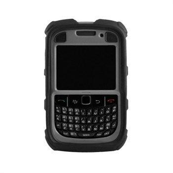 BlackBerry Curve 8520 8530 3G 9300 3G 9330 Ballistic HC Sarja Kotelo Musta / Harmaa