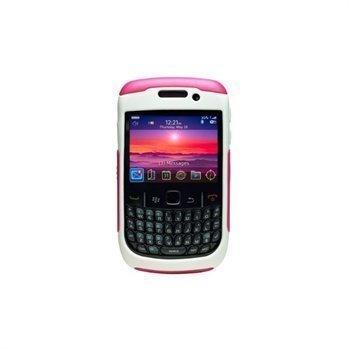 BlackBerry Curve 8520 8530 3G 9300 3G 9330 OtterBox Commuter Series Kotelo Vaaleanpunainen/Valkoinen