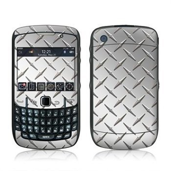 BlackBerry Curve 8520 8530 Diamond Plate Skin