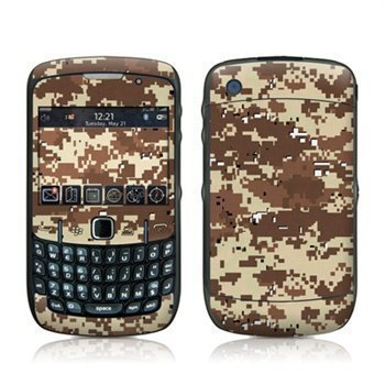 BlackBerry Curve 8520 8530 Digital Desert Camo Skin