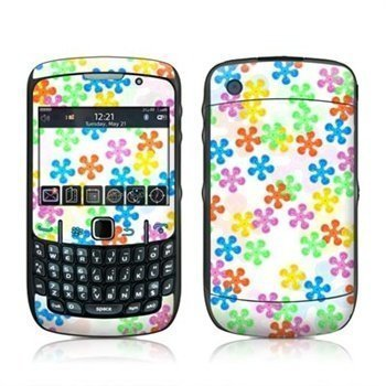 BlackBerry Curve 8520 8530 Flower Power Skin