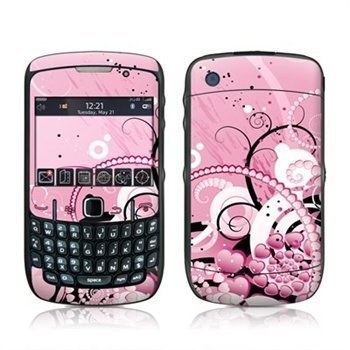 BlackBerry Curve 8520 8530 Her Abstraction Skin