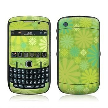 BlackBerry Curve 8520 8530 Lime Punch Skin