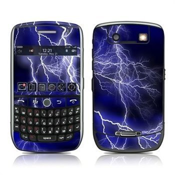 BlackBerry Curve 8900 Apocalypse Skin Blue