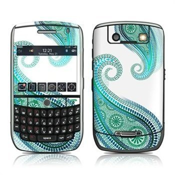 BlackBerry Curve 8900 Azure Skin